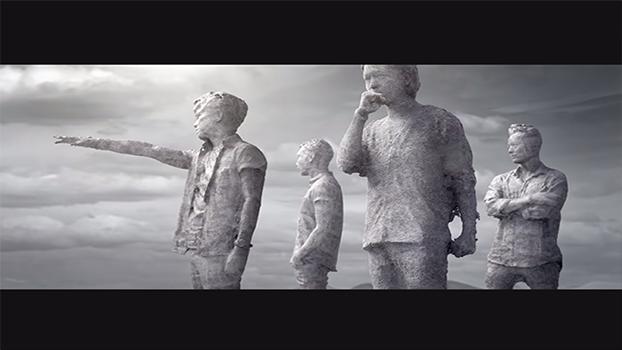 1-click Avatar Creation for Hong Kong Pop Band MR. 不屈 MV 2