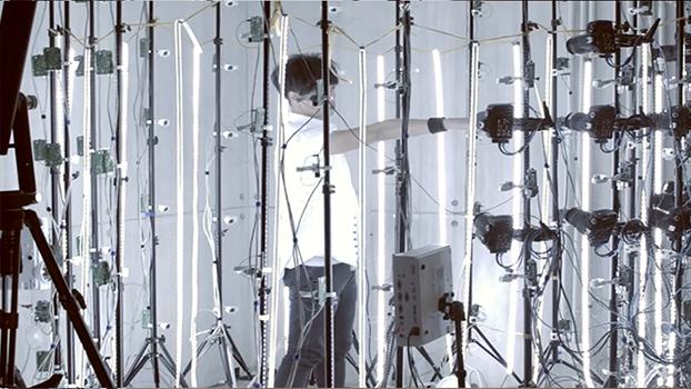 1-click Avatar Creation for Hong Kong Pop Band MR. 不屈 MV 4