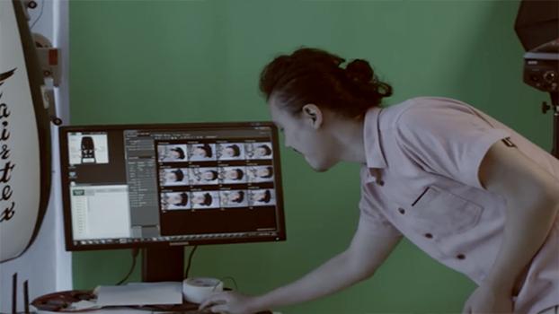 1-click Avatar Creation for Hong Kong Pop Band MR. 不屈 MV 8