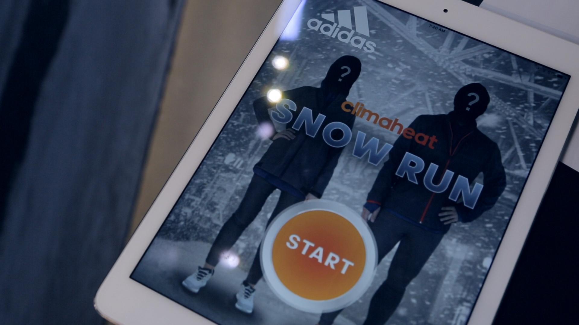 ADIDAS CLIMAHEAT VR SNOW RUN 7