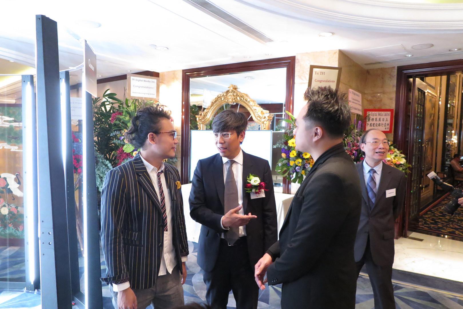 JW Marriott Hoteldebuting QHuman by OepnSky TFI 2