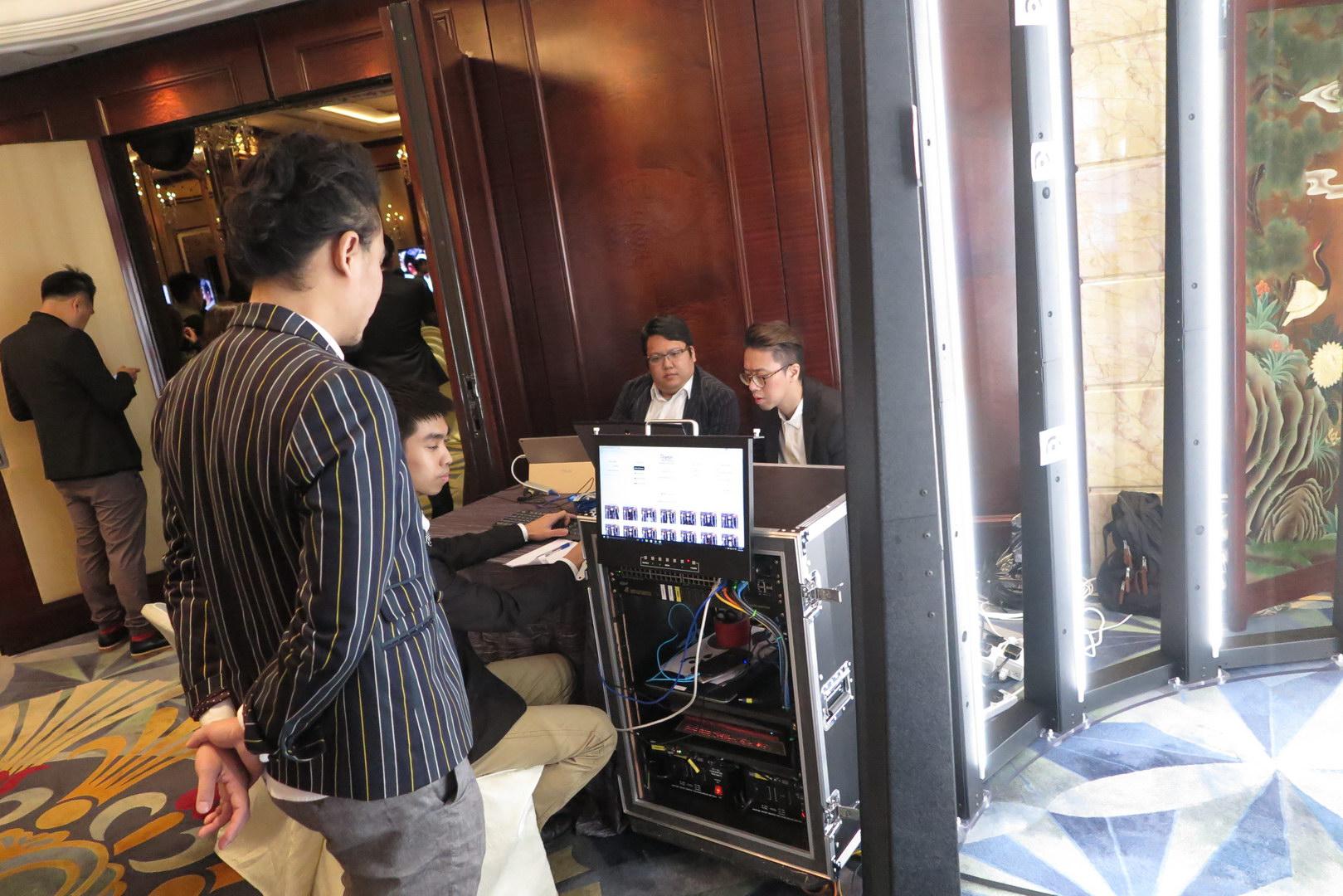 JW Marriott Hoteldebuting QHuman by OepnSky TFI 3