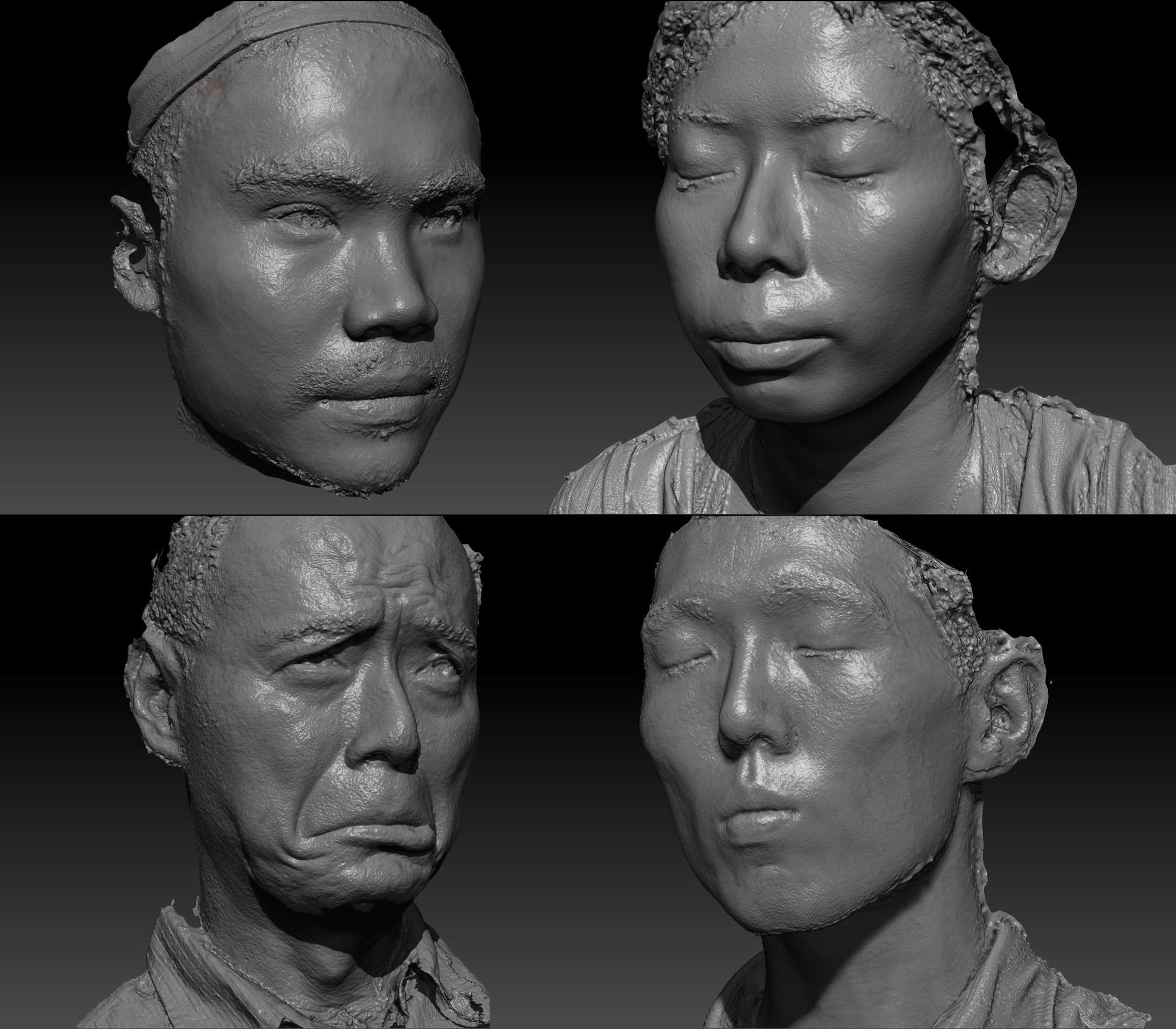 3D scanning Services 3