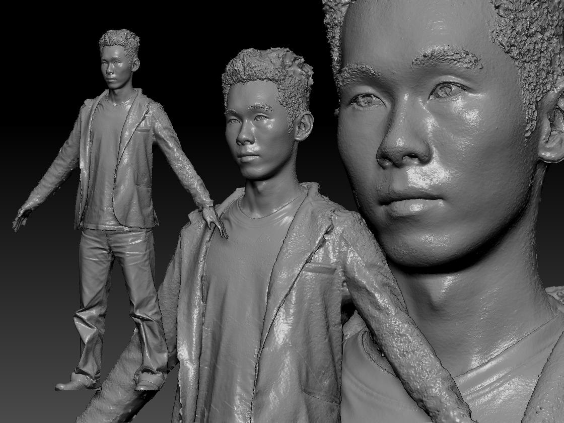 3D scanning Services 1