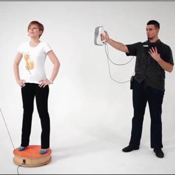 Qhuman + Arctec Eva scanner | body scan-to-avatar