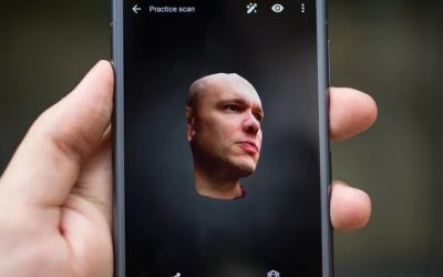 Qhuman + Sony Xperia XZ1 | face scan to full-body avatar
