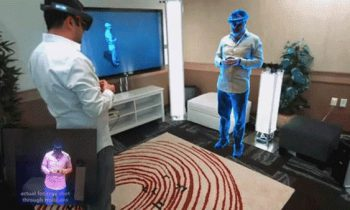 Qhuman + Microsoft HoloLens | further mixing reality