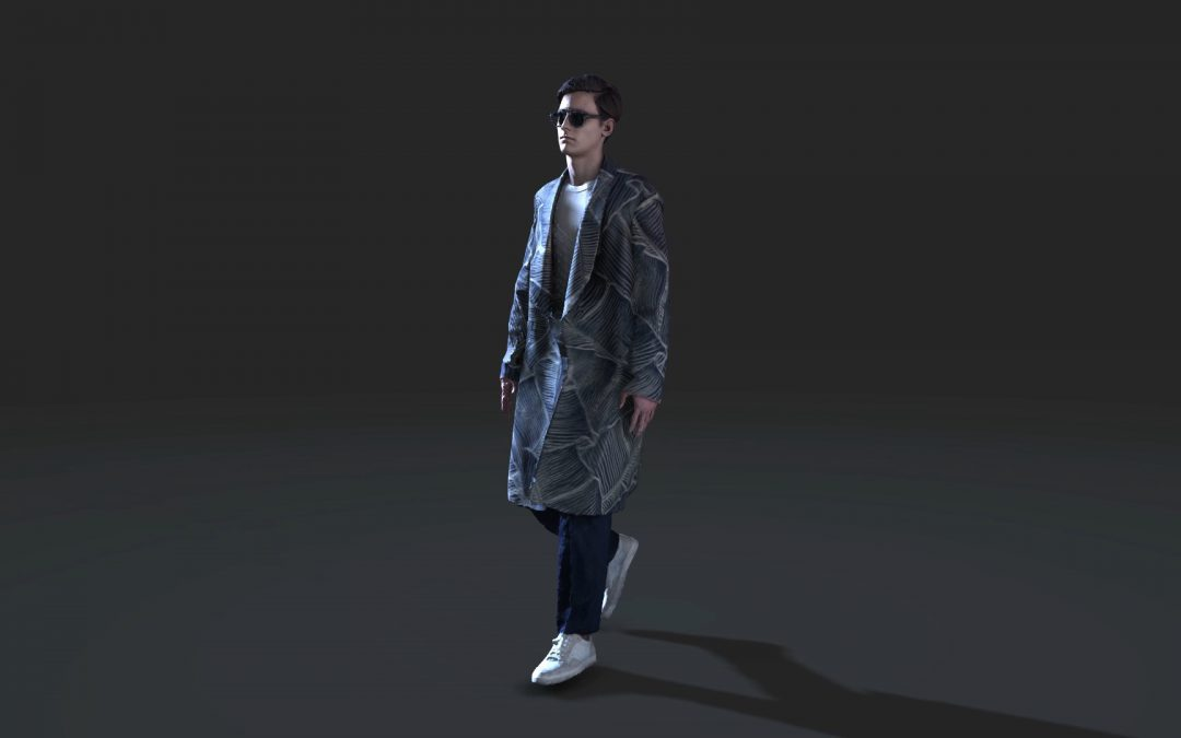 Cerruti 1881 | AR Fashion Avatars