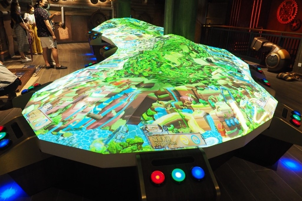 Avatar technology brings in New Immersive Learning Experience for Kids @Ocean Park 7