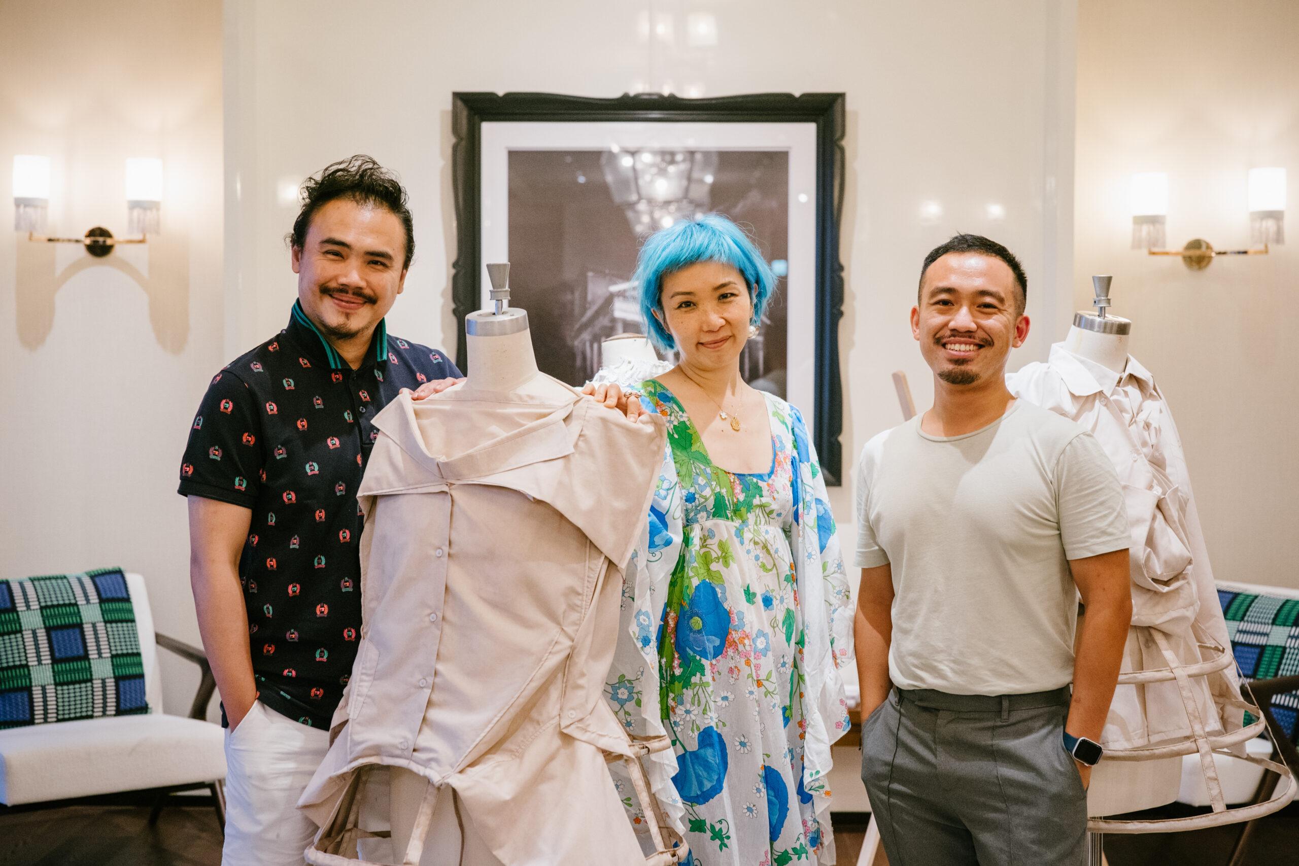 The Art of Sustainability with Designer Johanna Ho @Rosewood HK 1