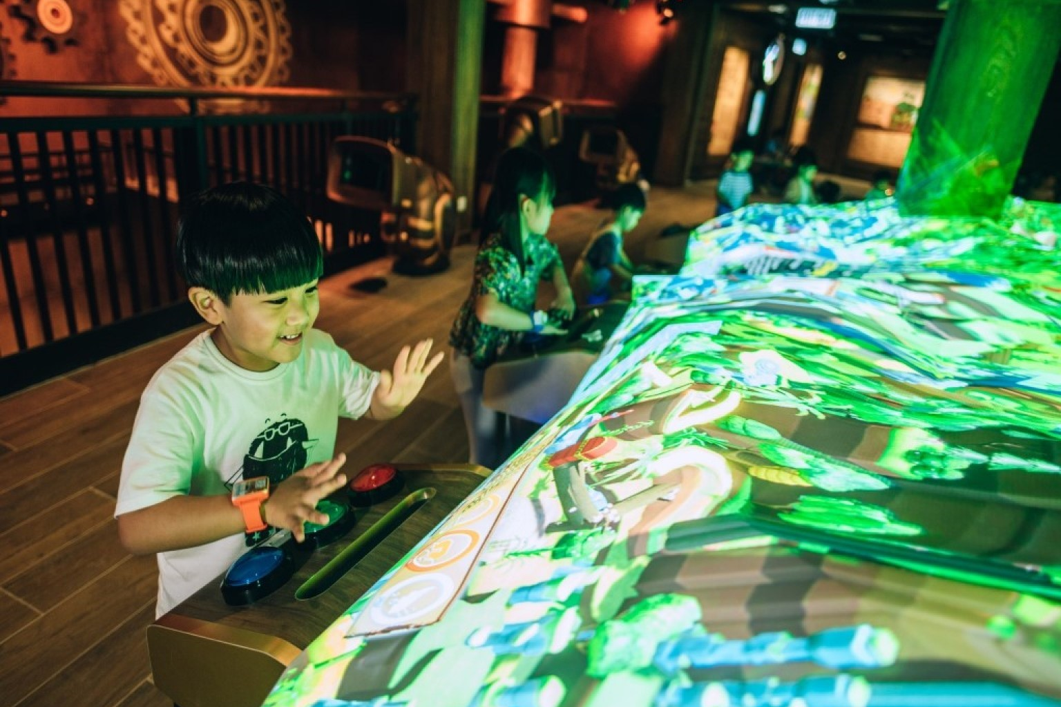 Avatar technology brings in New Immersive Learning Experience for Kids @Ocean Park 6