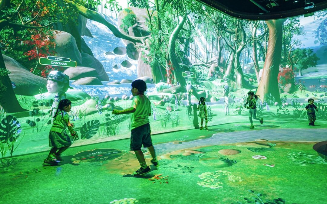 Avatar technology brings in New Immersive Learning Experience for Kids @Ocean Park
