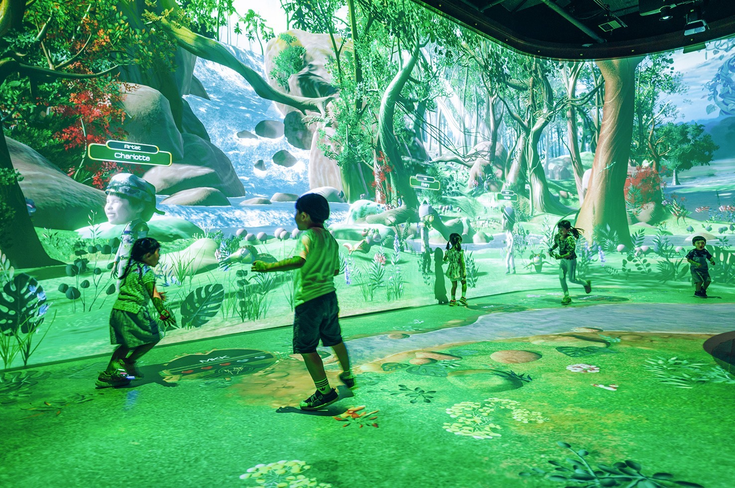 Avatar technology brings in New Immersive Learning Experience for Kids @Ocean Park 1