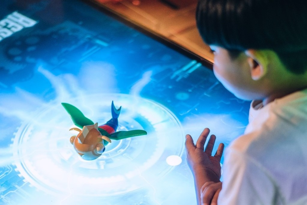 Avatar technology brings in New Immersive Learning Experience for Kids @Ocean Park 3